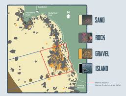 Gold Beach Oregon Map by Redfish Rocks Oregon Marine Reserves