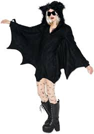 hangin u0027 out bat hoodie leg avenue bats and bat costume