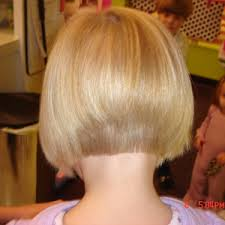 kids angled bob haircut stacked and inverted bobs for girls haircuts for girls