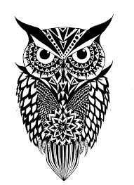 owl tattoo simple http www artween com var artween storage images annonces owl