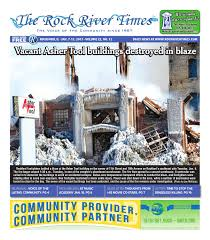 the rock river times jan 7 13 2015 issue by rock river times