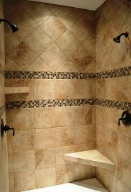 best 25 brick tile shower ideas on pinterest master bathroom