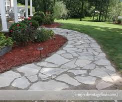 How To Make A Flagstone Patio With Sand Best 25 Flagstone Ideas On Pinterest Flagstone Patio How To