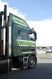 kenworth bayswater mcd trucking k200 contracted to freightlines kenworth k200 nz