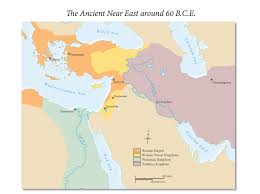 Ancient Middle East Map by Introduction To The Hebrew Bible Fortress Press