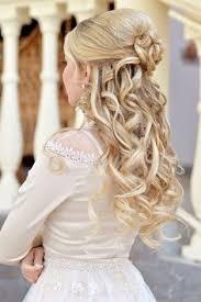 Hochsteckfrisurenen Hochzeit Mit Locken by Hochsteckfrisuren Halbiffen Barutfrisur Halboffen Hair