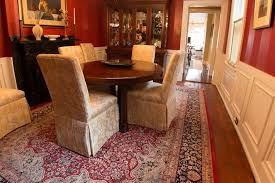 dining room rugs size up your room fair trade bunyaad rugs