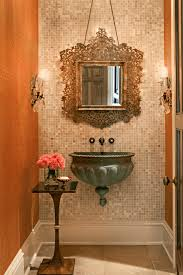 How Big Is A Powder Room 38 Bathroom Mirror Ideas To Reflect Your Style Freshome