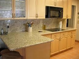 kitchen countertops and backsplashes kitchen granite backsplash studio counter top giallo ornamintal