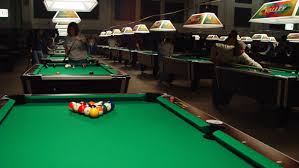 how big is a standard pool table table designs