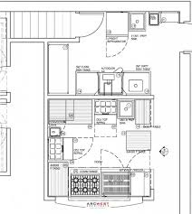 restaurant kitchen layout 2017 and floor plans interior images