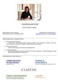Banker Resume Sample by Sample Resume For Someone Seeking A Job In Investment Banking With