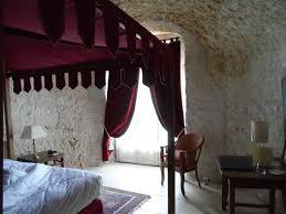 chambre troglodyte touraine chambre troglodyte photo de chateau de chissay chissay en