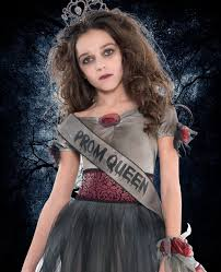 Halloween Prom Queen Costume Zombie Costumes Halloween 2016 Party Delights Blog