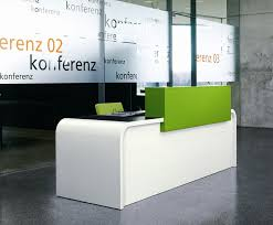 bureau reception photolizer architectural and tradeshow and tradefair design and