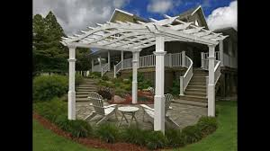 backyard pergola ideas wonderful backyard pergola designs in