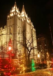 adventures of a busybee temple square christmas lights