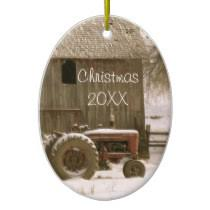 tractor ornaments from farmgifts us