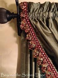 Diy Drapes Window Treatments 269 Best Drapes Images On Pinterest Curtains Window Coverings
