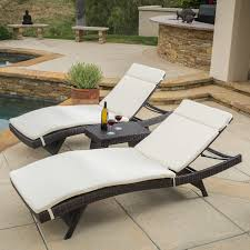 exterior alluring sunbrella chaise lounge cushions for outdoor