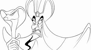 draw jafar disney u0027s aladdin
