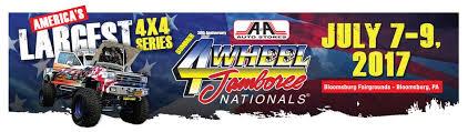 bloomsburg 4 wheel jamboree schedule events 4 wheel jamboree