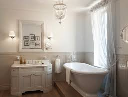 white traditional bathroom roll top bath bathroom ideas
