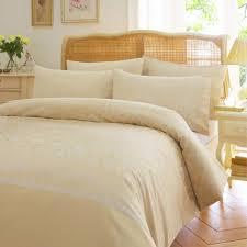 vantona wiston damask gold duvet cover dove mill
