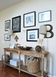 clever hallway storage consoles tables and hallway tables