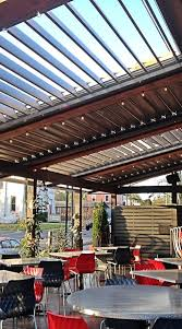 Houston Awning Companies Houston Tx Patio Covers Louvered Roof System