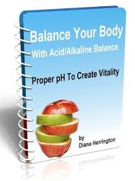learn how to balance your body with an alkaline diet to be healthy