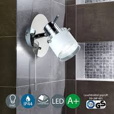 Esszimmer Lampe Schwenkbar Led Bad Wandleuchte Wandlampe Schwenkbar Spritzwasser Geschützt