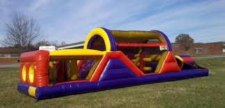 40 u0027 obstacle course inflatable rental