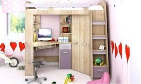 armoire lit enfant combine lit bureau lit enfant combine 2 lit en