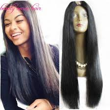 long black hair with part in the middle long straight black hair middle part