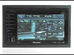 pioneer avh p3100dvd youtube