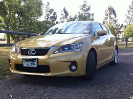 lexus paint colors color commentary on the 2011 lexus ct200h soulmobiles
