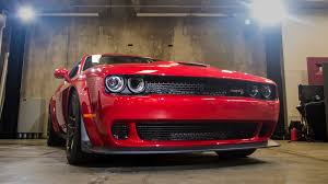dodge challenger hellcat the dodge challenger hellcat widebody still wants to kill you