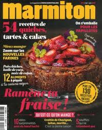 presse cuisine subscription marmiton magazine cooking food beverage uni presse