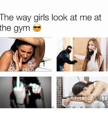 Girls At The Gym Meme - the other girls in gym meme other best of the funny meme