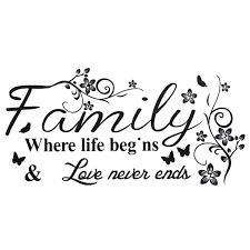 family quotes homean quotes
