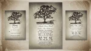 Tree Wedding Invitations Rustic Wedding Wedding Invitations By Jinaiji Page 4