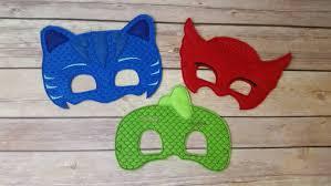 pj mask catboy gekko owlette party carrieshairpretties1