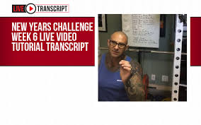 Challenge Tutorial 2018 New Year S Challenge Week 6 Live Tutorial Transcript