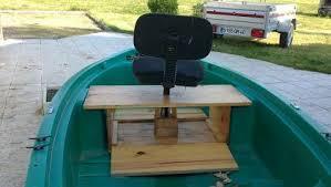 siege barque de peche aménagement barque rotomoulé plancher ou pas forum sur la