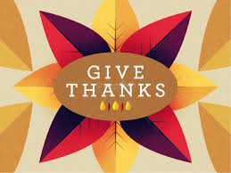 give thanks message thanksgiving powerpoint design inspiration