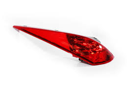 nissan coupe convertible nissan 350z 05 07 z33 2 coupe convertible red led lhs left tail