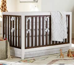 Cribs With Mattresses Convertible Crib Pottery Barn