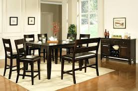 espresso dining table with leaf dining chairs victoria counter height dining table in dark