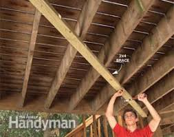 easy deck inspection and deck repair tips family handyman